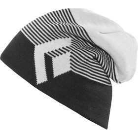 Black Diamond Walter Wool Nakrycie głowy biały/czarny